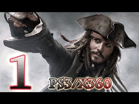 Pirates of the Caribbean: At World s End PS3 X360 Walkthrough Part 1
