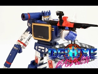 Transformer Revew Legends NewAge Toys 21EX Scaramanga Hail Hasbro Reviews! (Toy Color G1 Soundwave)