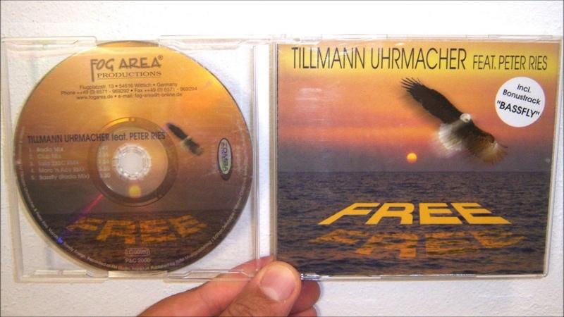 Tillmann Uhrmacher Featuring Peter Ries Free 2000 Radio mix