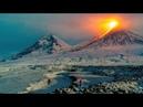 Извержение вулкана Ключевская сопка 07.11.2020