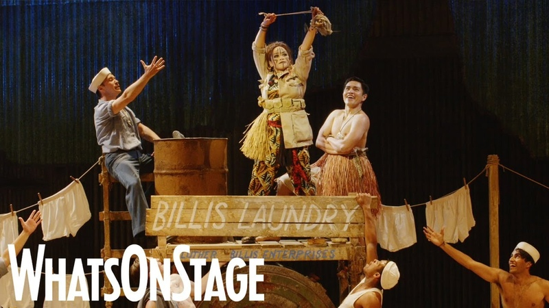 South Pacific 2021 revival Show footage trailer