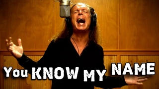 Ken Tamplin - Chris Cornell - cover - You Know My Name - Casino Royale