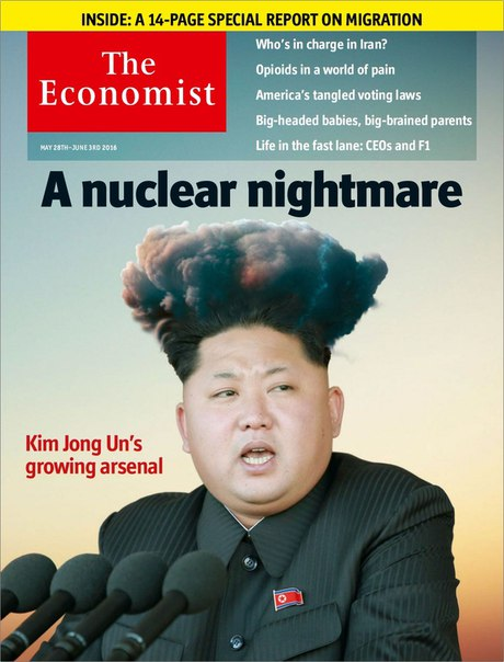 THE ECONOMIST (May 28th - June 3rd 2016)