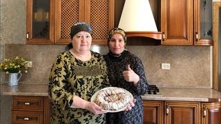 Готовим сирисен / Рулет  из говяжьей печени  /готовит моя свекровь.