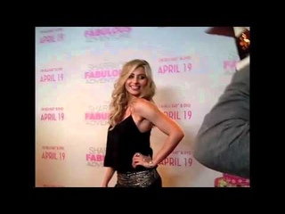 ALY MICHALKA Looks Smokin' at the Reception for Sharpay's Fabulous Adventure!
