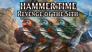 HAMMER TIME KEEPS WINNING CHALLENGES!