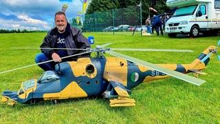 Самые Большие Вертолеты На Пульту Управления, В мире.
