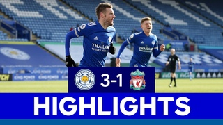 Incredible Comeback From The Foxes | Leicester City 3 Liverpool 1 | 2020/21