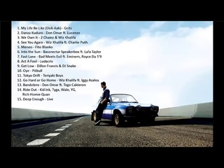 Fast Furious 1-8 Top 15 Best Music 24