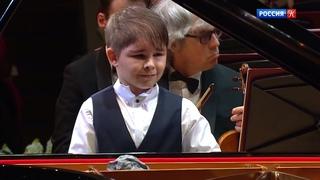 Edvard Grieg - Piano Concerto Op 16 2.3 Adagio Allegro moderato molto e marcato /Nikolay Biryukov